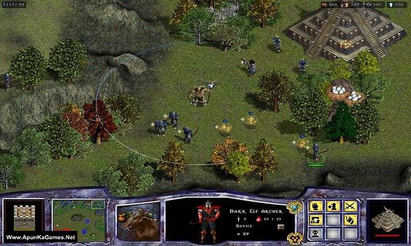 Warlords Battlecry Collection Screenshot 2, Full Version, PC Game, Download Free