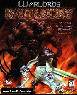 Warlords Battlecry 1 Cover, Poster, Full Version, PC Game, Download Free