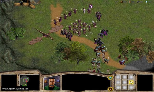 Warlords Battlecry 1 Screenshot 1, Full Version, PC Game, Download Free