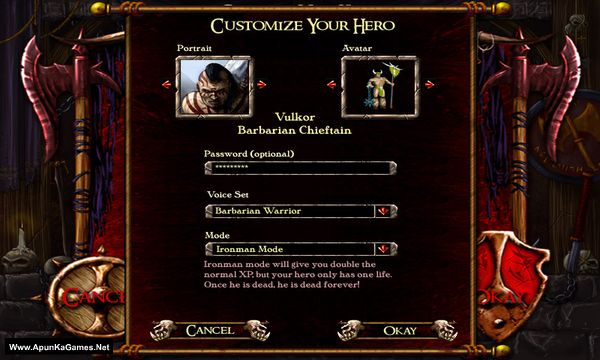 Warlords Battlecry 1 Screenshot 2, Full Version, PC Game, Download Free