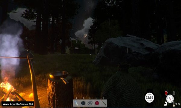 When They Arrived Screenshot 1, Full Version, PC Game, Download Free