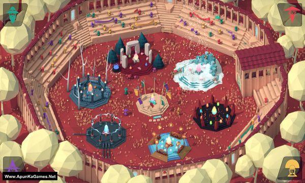 Wizards Tourney Screenshot 1, Full Version, PC Game, Download Free