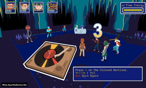 YIIK: A Postmodern RPG Screenshot 1, Full Version, PC Game, Download Free