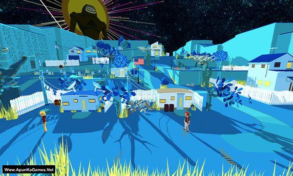 YIIK: A Postmodern RPG Screenshot 2, Full Version, PC Game, Download Free