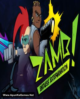ZAMB! Endless Extermination Cover, Poster, Full Version, PC Game, Download Free