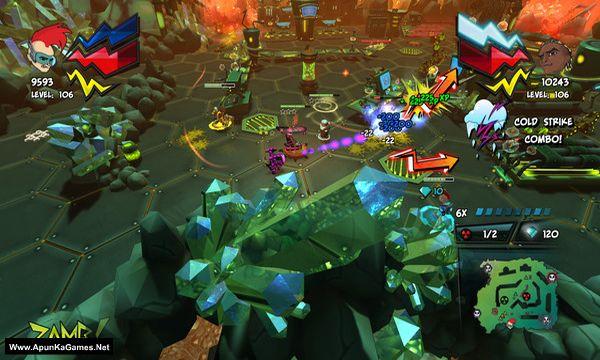 ZAMB! Endless Extermination Screenshot 3, Full Version, PC Game, Download Free