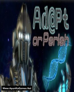 Adapt or Perish Cover, Poster, Full Version, PC Game, Download Free