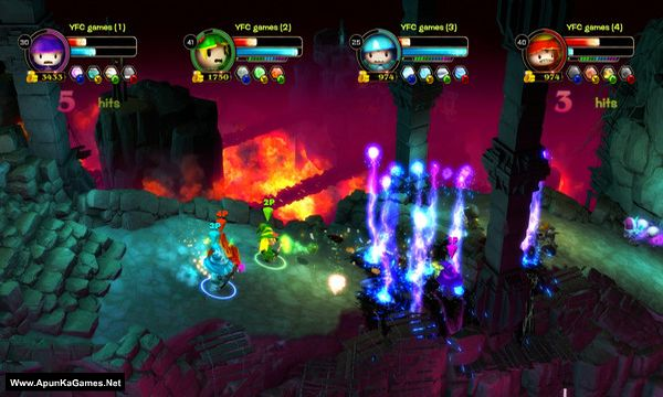 Ages of Mages: The last keeper Screenshot 1, Full Version, PC Game, Download Free