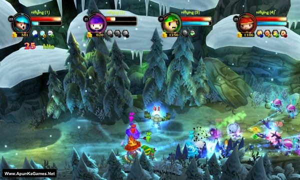 Ages of Mages: The last keeper Screenshot 2, Full Version, PC Game, Download Free