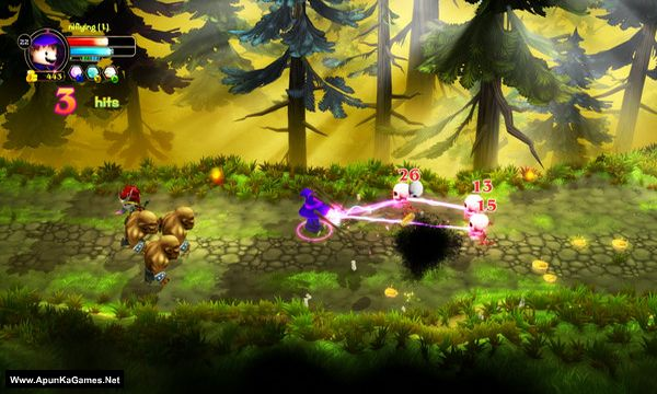 Ages of Mages: The last keeper Screenshot 3, Full Version, PC Game, Download Free