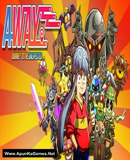 Away: Journey to the Unexpected Cover, Poster, Full Version, PC Game, Download Free