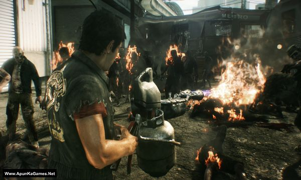 Dead Rising 3 Apocalypse Edition Screenshot 1, Full Version, PC Game, Download Free
