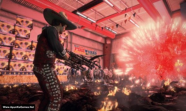 Dead Rising 3 Apocalypse Edition Screenshot 2, Full Version, PC Game, Download Free