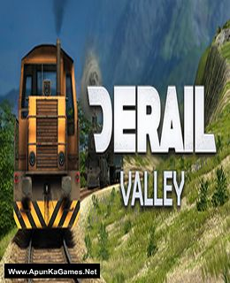 Derail Valley Cover, Poster, Full Version, PC Game, Download Free
