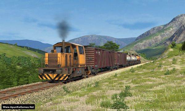 Derail Valley Screenshot 1, Full Version, PC Game, Download Free