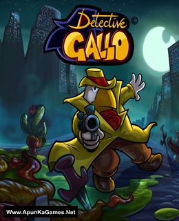 Detective Gallo Cover, Poster, Full Version, PC Game, Download Free