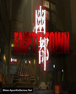 Empty Town Cover, Poster, Full Version, PC Game, Download Free