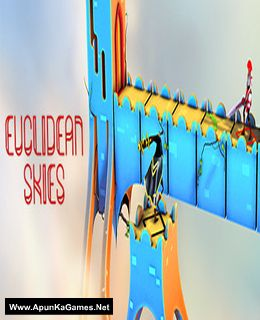 Euclidean Skies Cover, Poster, Full Version, PC Game, Download Free