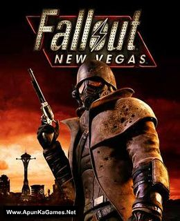 Fallout: New Vegas Cover, Poster, Full Version, PC Game, Download Free