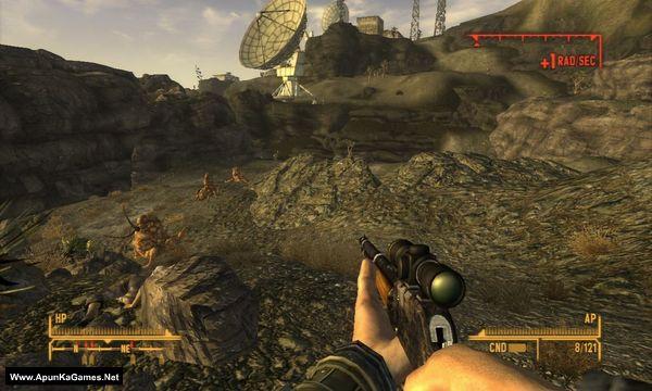 Fallout: New Vegas Screenshot 2, Full Version, PC Game, Download Free