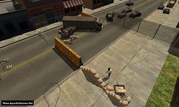 Fatal Hour: Roadkill Screenshot 1, Full Version, PC Game, Download Free