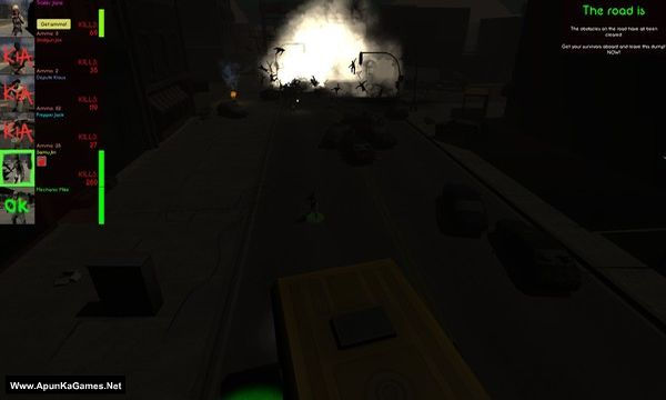 Fatal Hour: Roadkill Screenshot 2, Full Version, PC Game, Download Free