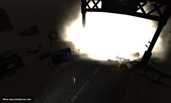 Fatal Hour: Roadkill Screenshot 3, Full Version, PC Game, Download Free