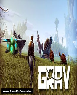 GRAV Cover, Poster, Full Version, PC Game, Download Free