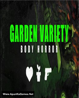 Garden Variety Body Horror: Rare Import Cover, Poster, Full Version, PC Game, Download Free