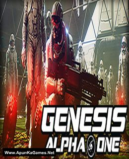 Genesis Alpha One Cover, Poster, Full Version, PC Game, Download Free