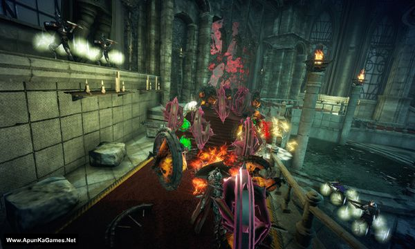 Hell Warders Screenshot 1, Full Version, PC Game, Download Free