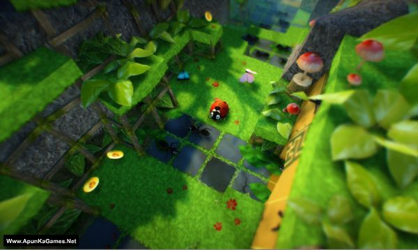 Ladybug Quest Screenshot 1, Full Version, PC Game, Download Free