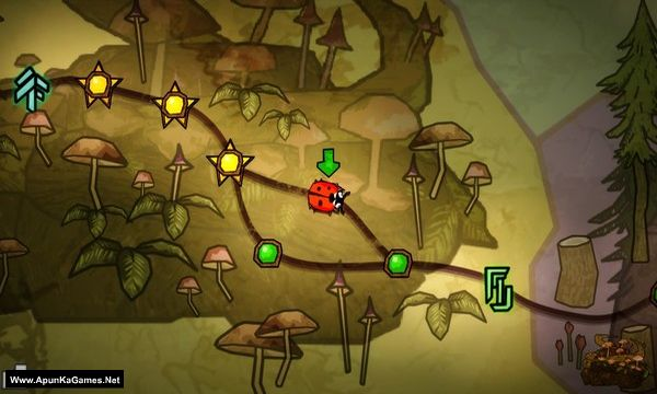 Ladybug Quest Screenshot 2, Full Version, PC Game, Download Free