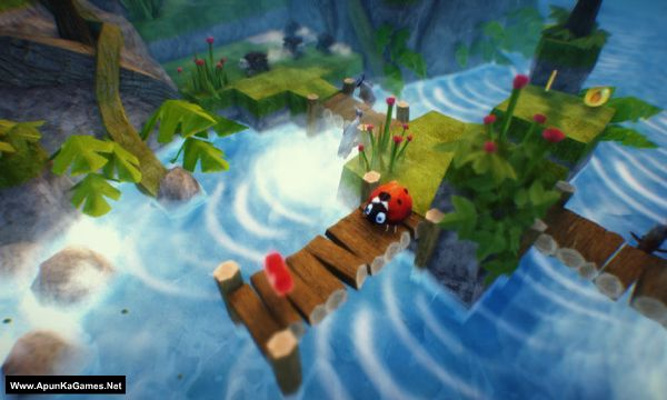 Ladybug Quest Screenshot 3, Full Version, PC Game, Download Free