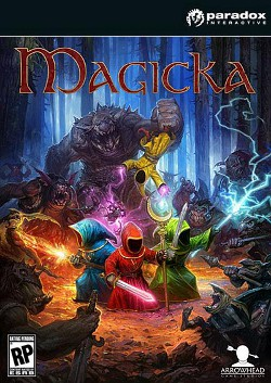 Magicka Cover, Poster, Full Version, PC Game, Download Free