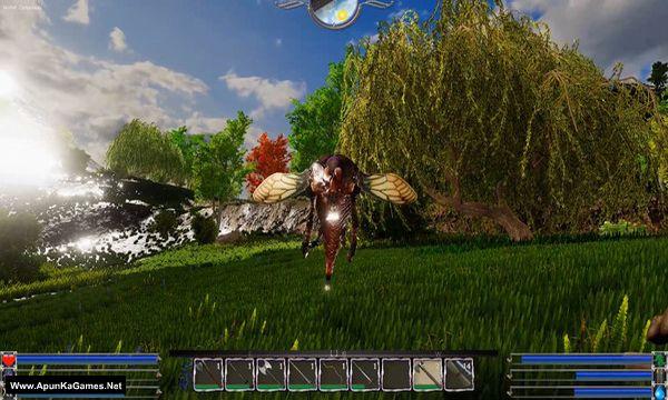 Mutagen Extinction Screenshot 1, Full Version, PC Game, Download Free