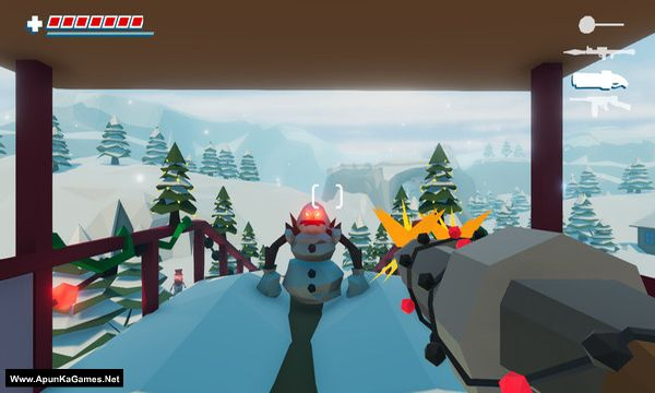 Operation Snowman Screenshot 1, Full Version, PC Game, Download Free