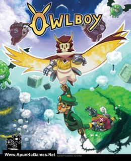 Owlboy Cover, Poster, Full Version, PC Game, Download Free