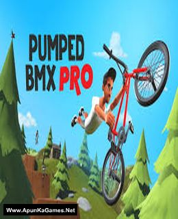 Pumped BMX Pro Cover, Poster, Full Version, PC Game, Download Free