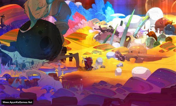 Pyre Screenshot 1, Full Version, PC Game, Download Free