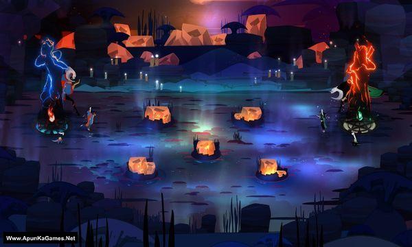 Pyre Screenshot 2, Full Version, PC Game, Download Free