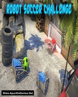 Robot Soccer Challenge Cover, Poster, Full Version, PC Game, Download Free
