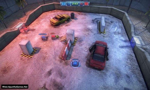 Robot Soccer Challenge Screenshot 2, Full Version, PC Game, Download Free