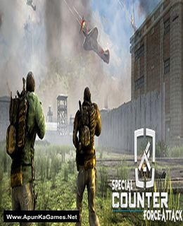 Special Counter Force Attack Cover, Poster, Full Version, PC Game, Download Free
