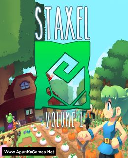 Staxel Cover, Poster, Full Version, PC Game, Download Free
