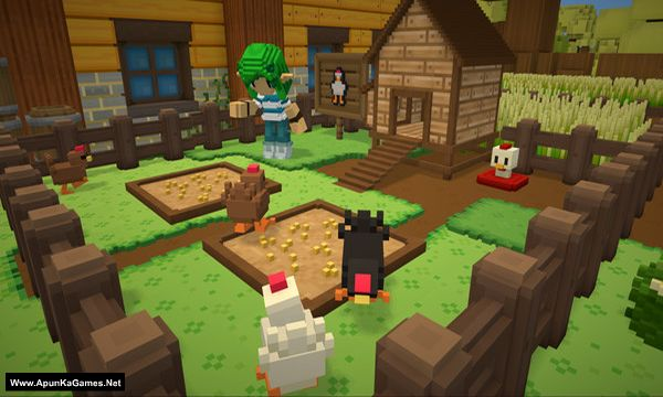 Staxel Screenshot 1, Full Version, PC Game, Download Free