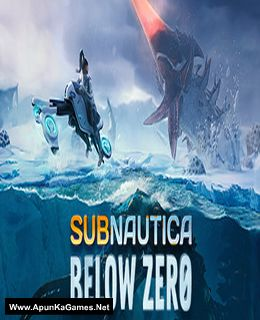 Subnautica: Below Zero Cover, Poster, Full Version, PC Game, Download Free