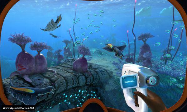Subnautica: Below Zero Screenshot 1, Full Version, PC Game, Download Free