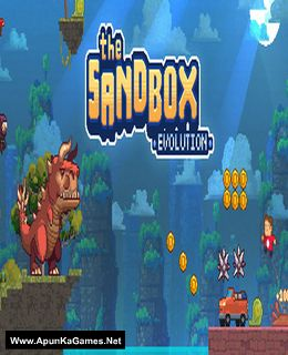 The Sandbox Evolution - Craft a 2D Pixel Universe Cover, Poster, Full Version, PC Game, Download Free