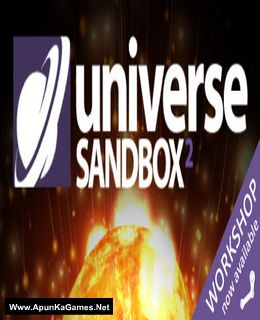 Universe Sandbox 2 Cover, Poster, Full Version, PC Game, Download Free